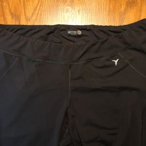 Old Navy Pants - Old Navy Bootcut Athletic Pants with Back Zipper